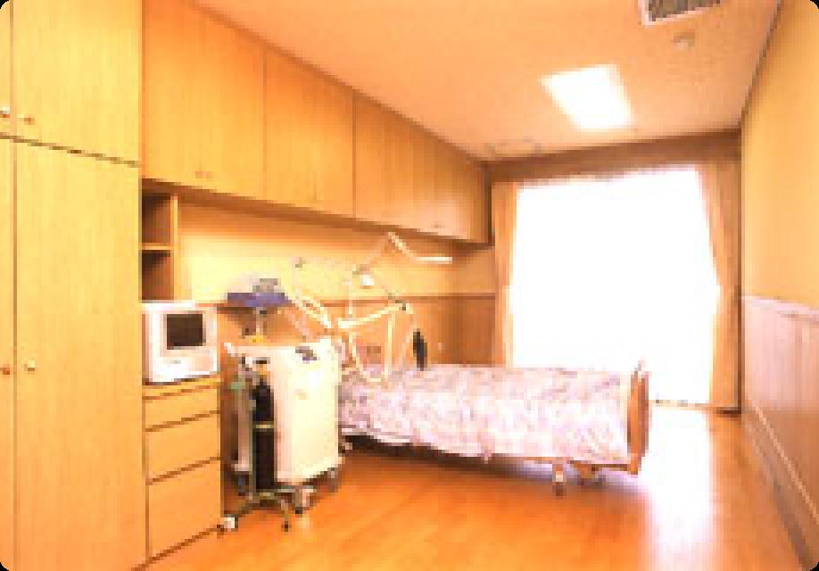 ALS専用居室